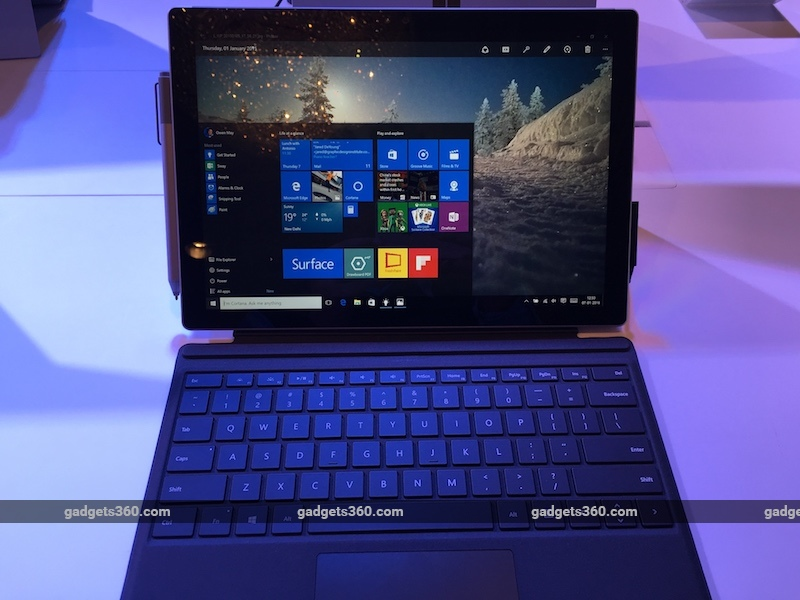 microsoft s surface tablets