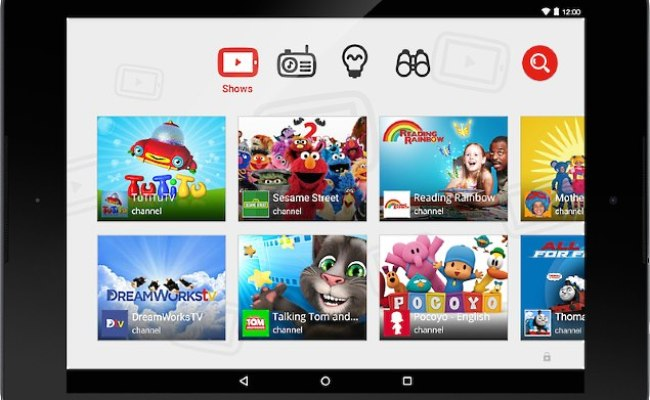 Youtube Kids Launched For Android And Ios Now Available