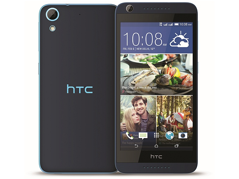 HTC Desire 626 Dual SIM Price Slashed in India | Technology News