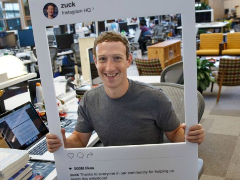 Mark Zuckerberg Gives $95 Million in Facebook Shares to Charity