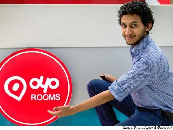 Image result for oyo rooms ritesh agarwal