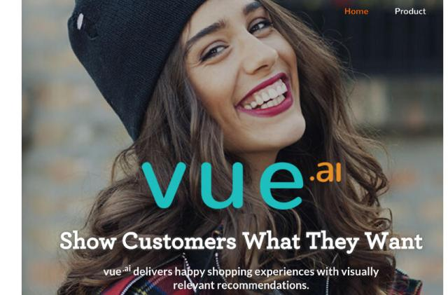 Mad Street Den Launches Vue.ai, a Visual Recommendation Platform for Fashion Portals