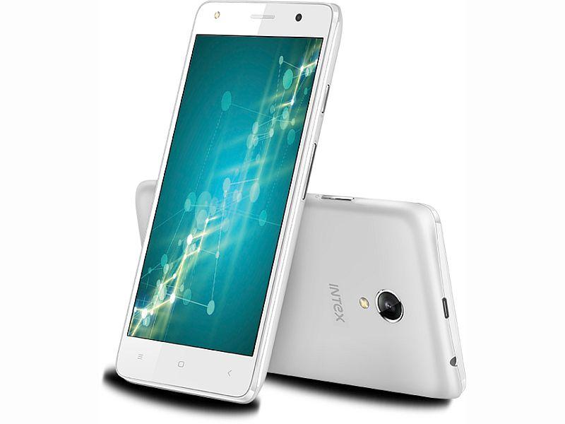 Intex Aqua Pride, Aqua Q7N Budget Android Smartphones Launched