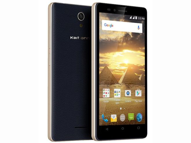 Karbonn Aura Power With 4G VoLTE Support Launched at Rs. 5,990