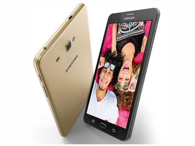 Samsung Galaxy J Max VoLTE Tablet Launched in India at Rs. 13,400