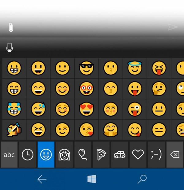 Microsoft Emojis Users - Year of Clean Water