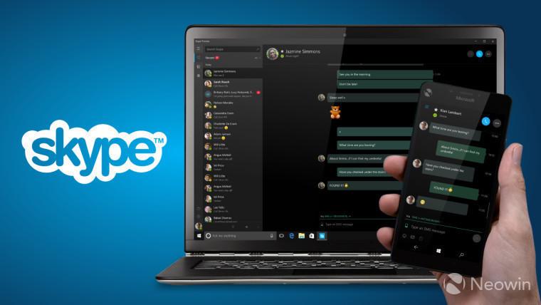 Skype pour PC Windows