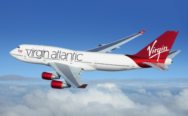 Virgin Atlantic To Offer In Flight Wi Fi On All 39