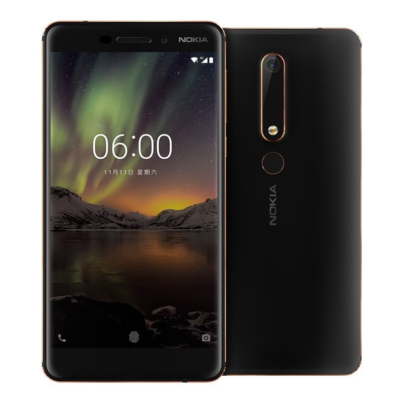 The Nokia 6 (2018) beefs up the mid range Android One offering - Neowin
