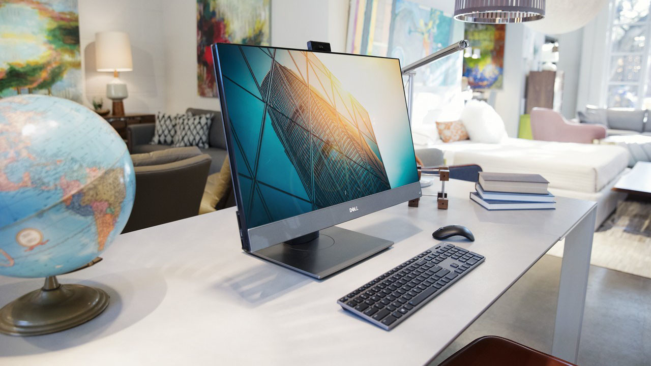 Dell refreshes its OptiPlex allinones with 8thgen