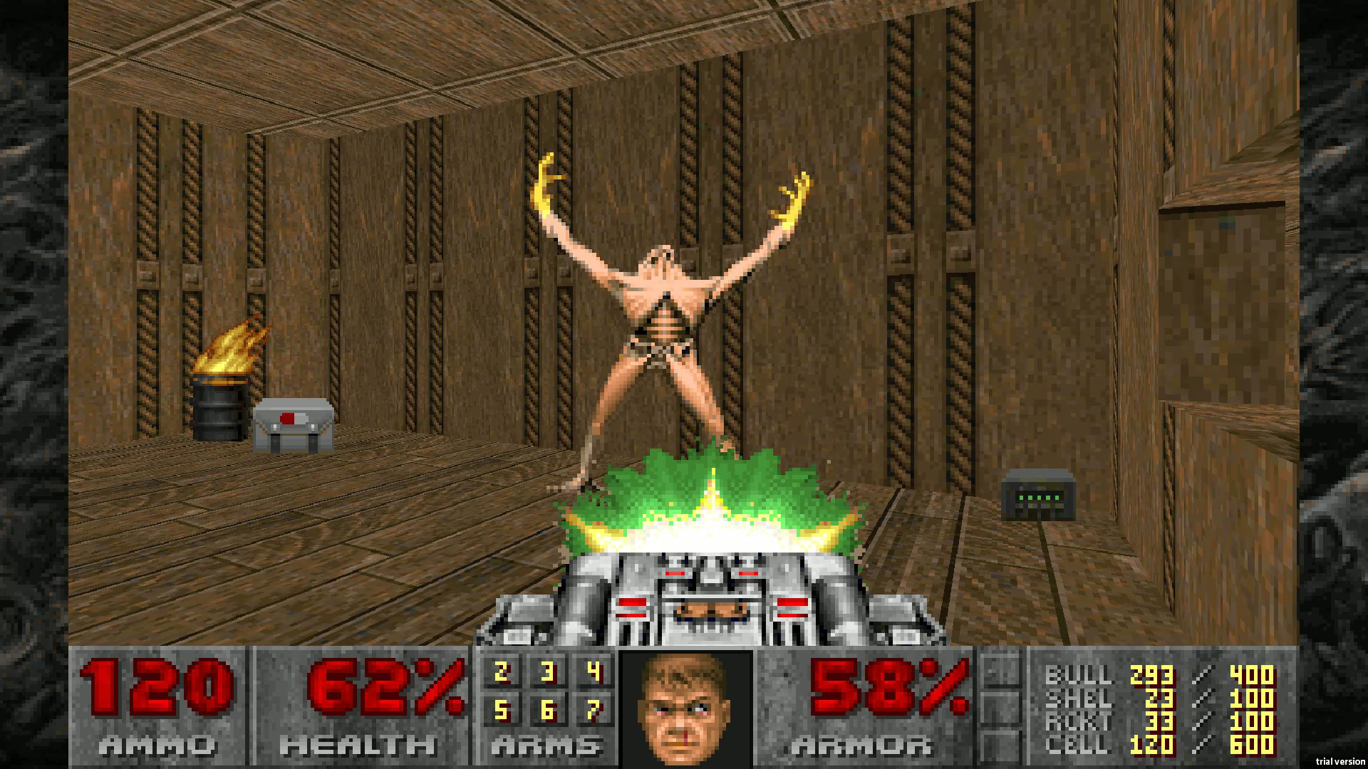 original doom games re