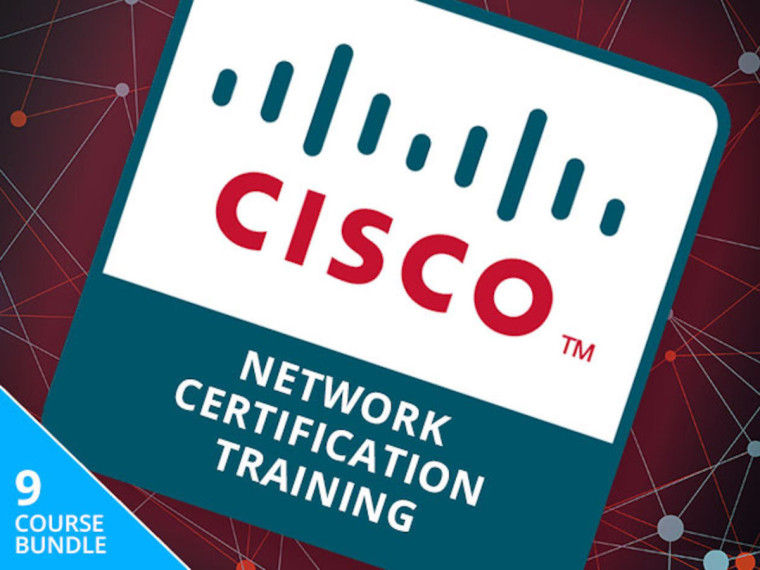 The Complete Cisco Network Certification Training Bundle is 92% off at $59 - Neowin