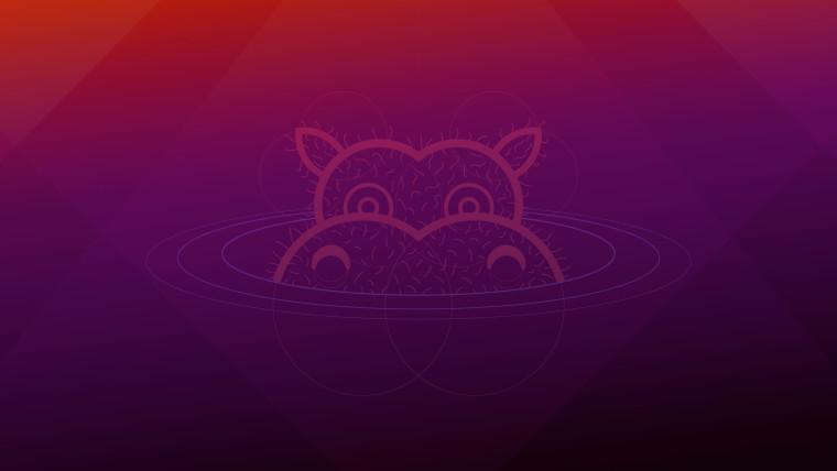 Default Wallpaper from Ubuntu 21.04