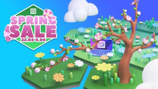 GOG Spring Sale Promotion