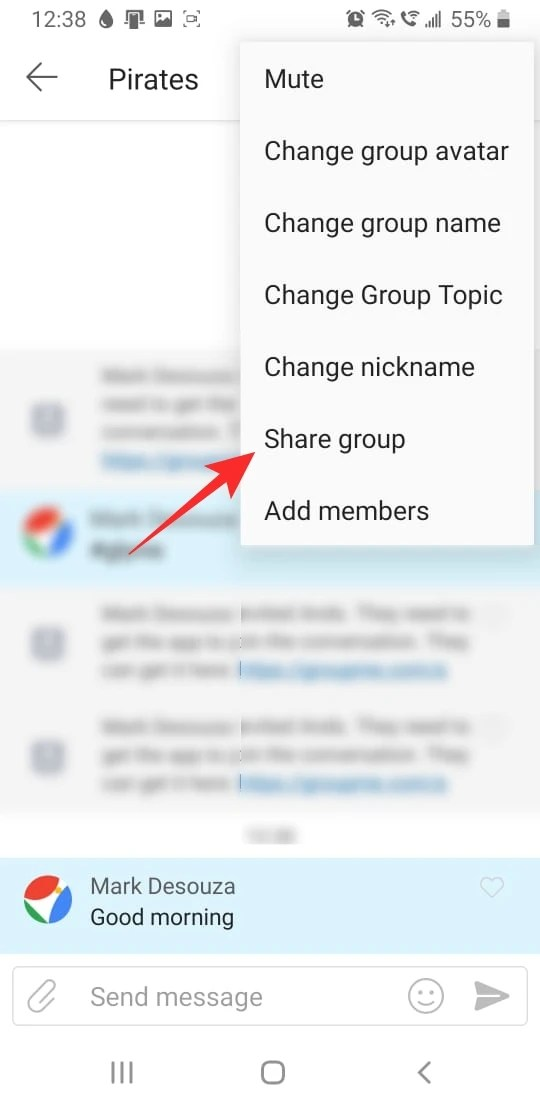 Groupme Change Phone Number : groupme, change, phone, number, 'failed, Member', Issue, GroupMe