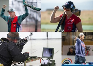 USA Shooting honors this year's extraordinary shooters.