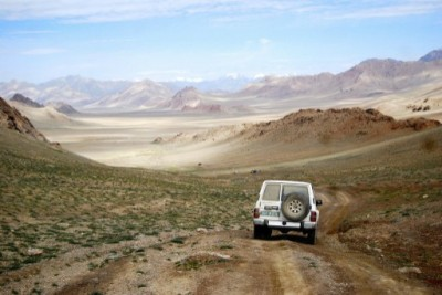 The home of the argali can be as beautiful as it is remote.