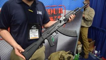 Arms of America Announces Polish FB Radom Hammer Forged
