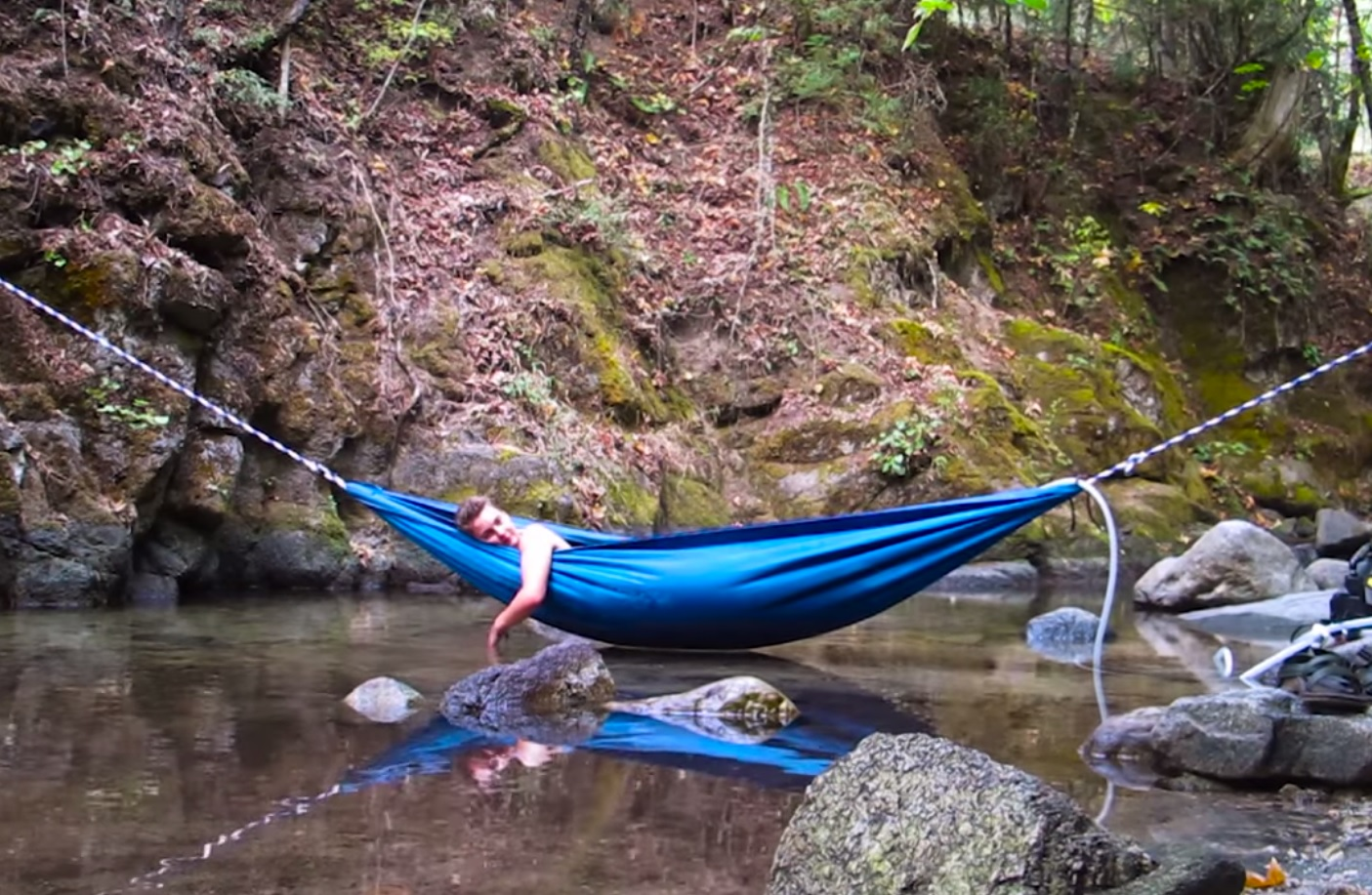 Crowdfunding Campaign For Hot Tub Hammock Raises 42 000