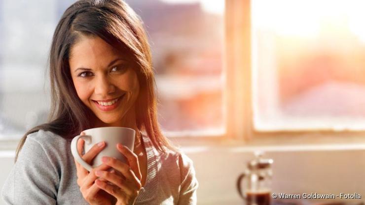 Kaffee; Koffein; Frau