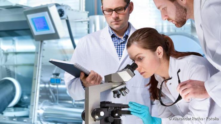 Labor; Forschung