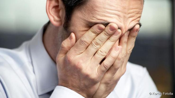 Kopfschmerzen; Erschöpfung
