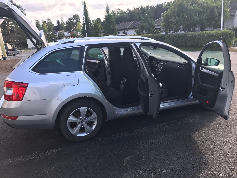 Skoda Octavia Combi 1.8 TSI 4x4 Elegance DSG HUIPPUVARUSTEILLA! Farmari 2013 - Vaihtoauto - Nettiauto
