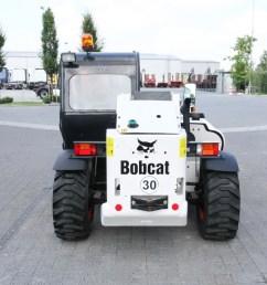 bobcat telescopic loader handler t2250 4x4x4 5 m 250 mth new [ 1620 x 1080 Pixel ]