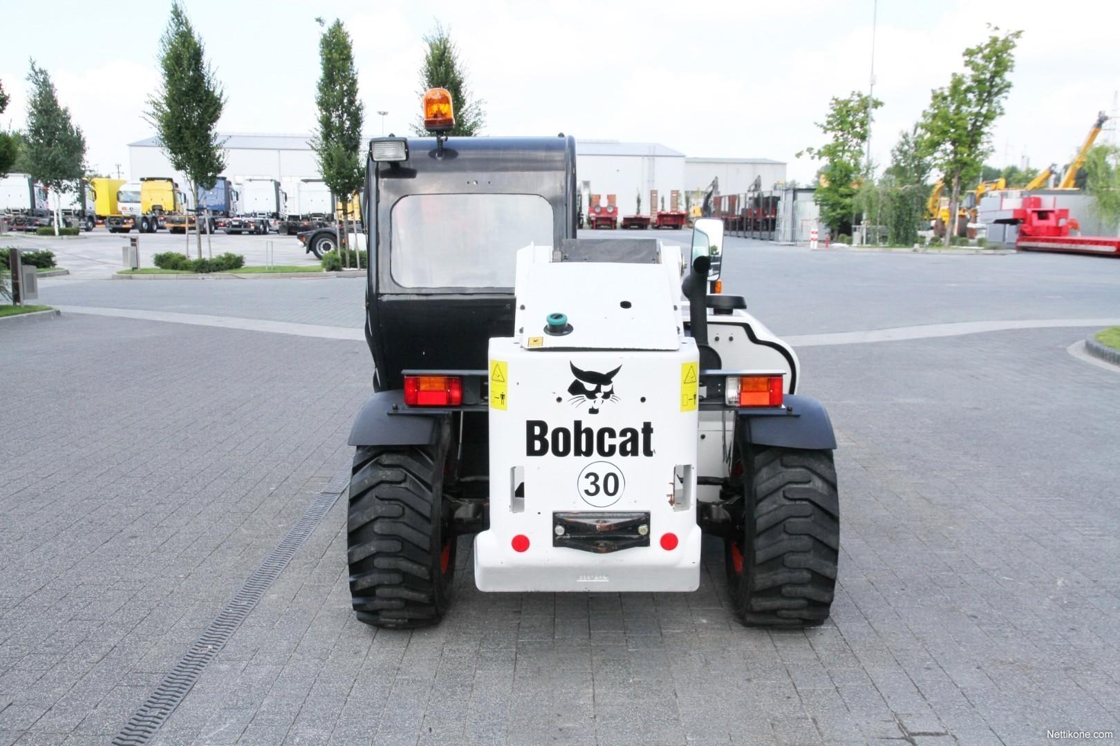 hight resolution of bobcat telescopic loader handler t2250 4x4x4 5 m 250 mth new