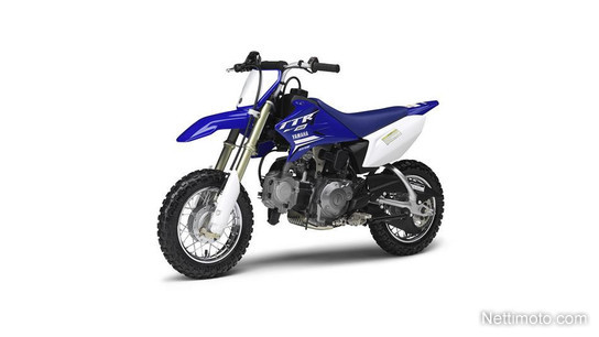 Yamaha TT-R 50 4-Tahti Lasten crossi 50 cm³ 2018