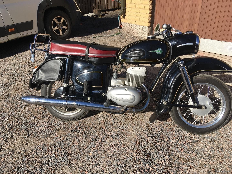 MZ ES 250 museorek. 250 cm³ 1962 - Vantaa - Moottoripyörä - Nettimoto