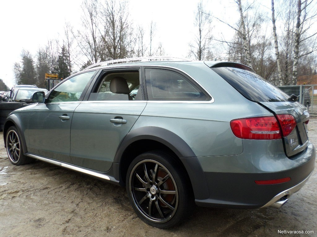 hight resolution of audi a4 allroad