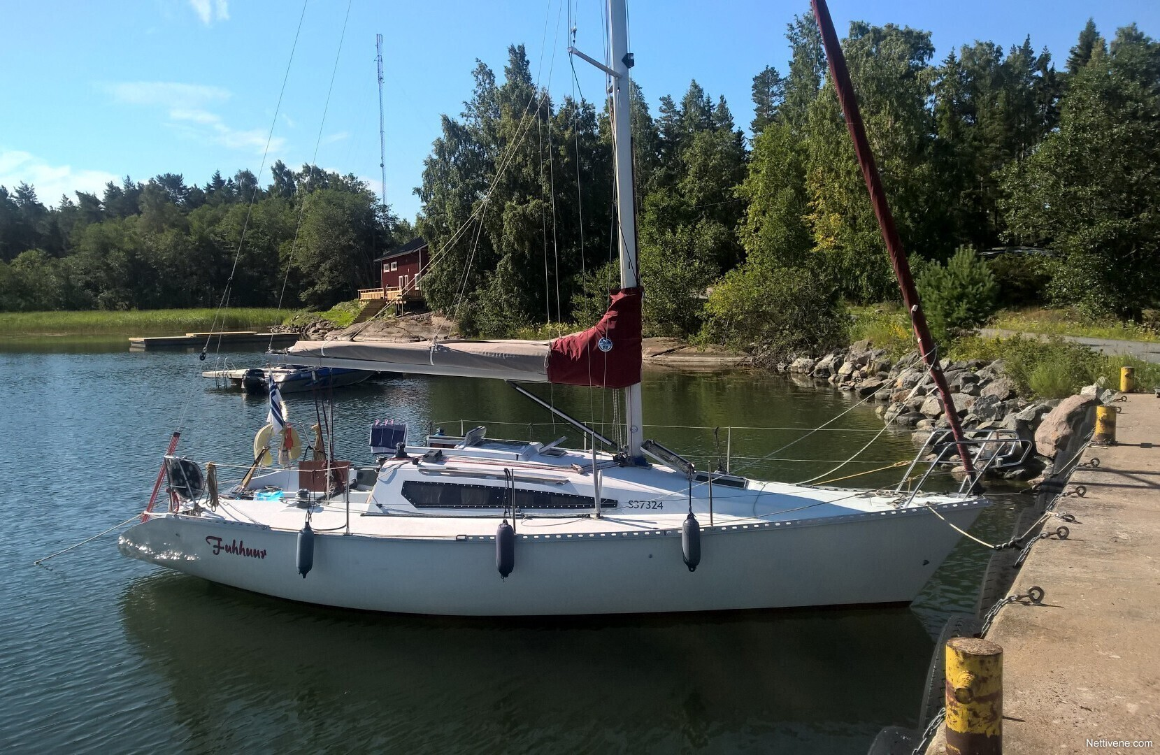 Gib-sea 90 plus purjevene 1983 - Espoo - Nettivene