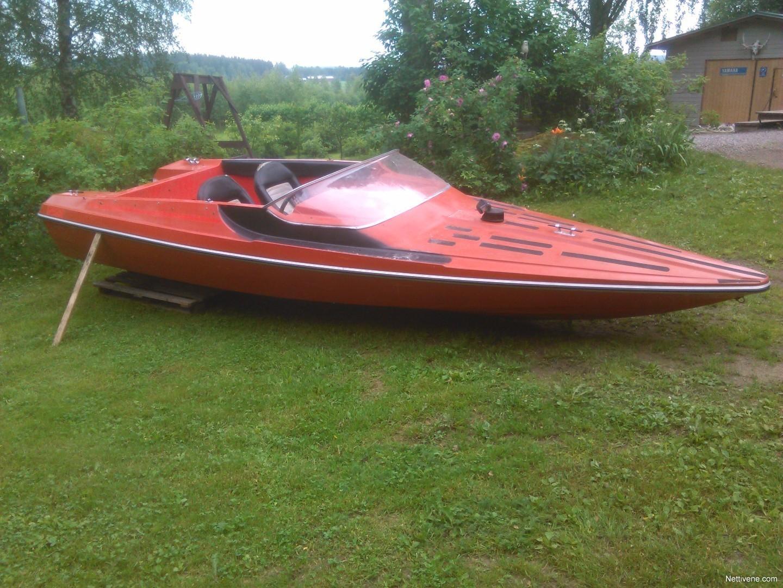 Finnsport 500 rs motor boat - Hattula - Nettivene