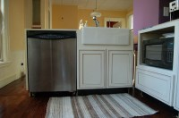 Kitchen Fixtures: Pros and Cons of Apron Sinks - Networx