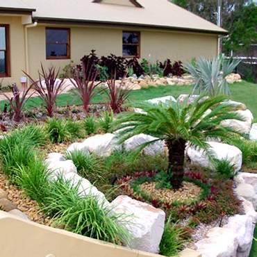 Rock Garden Design Articles Networx