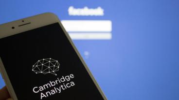 Handy Cambridge Analytica Facebook