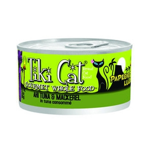 Tiki Cat Papeekeo Luau Ahi Tuna Bothell Feed Bothell WA