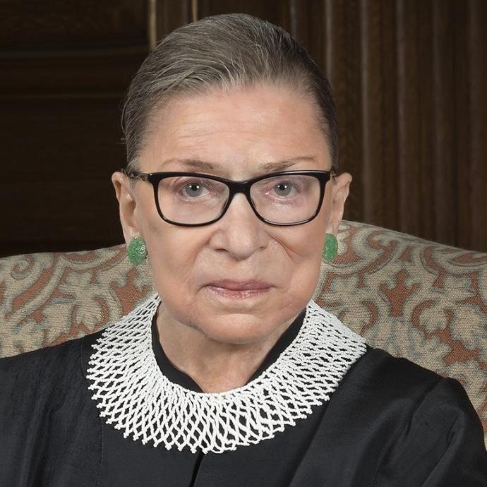 Supreme Court Justice Ruth Bader Ginsberg On Polarization
