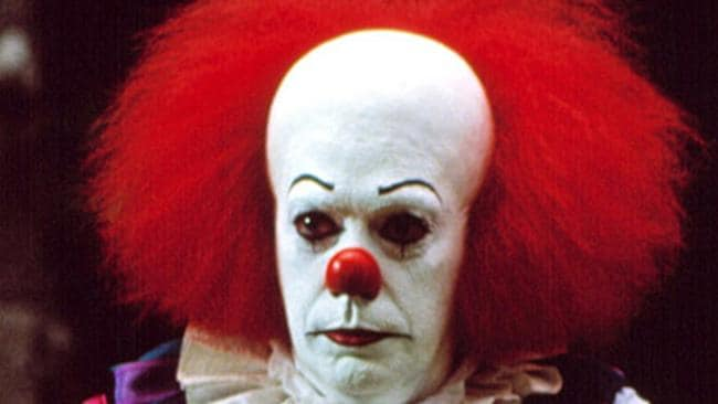 it movie remake pennywise