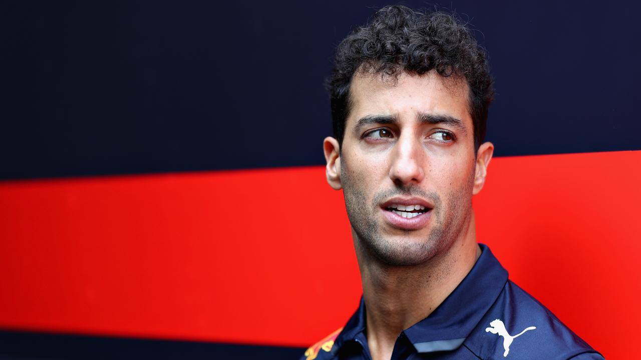 F1 2018 Daniel Ricciardo Rubbished By Red Bull Max
