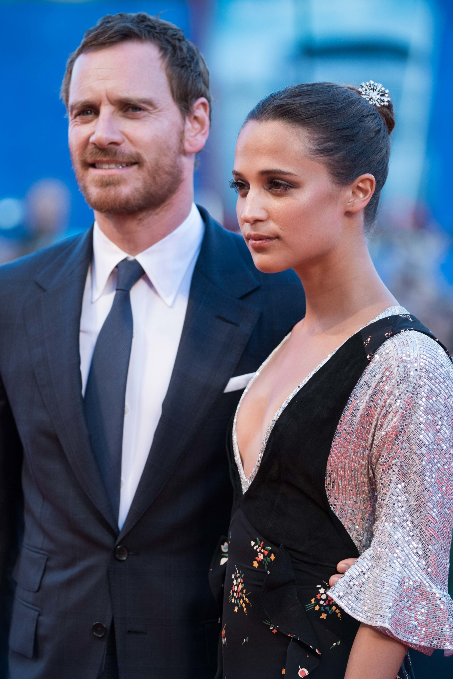 Alicia Vikander And Michael Fassbender Are Married Vogue