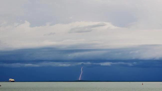 the weather channel island nt australia