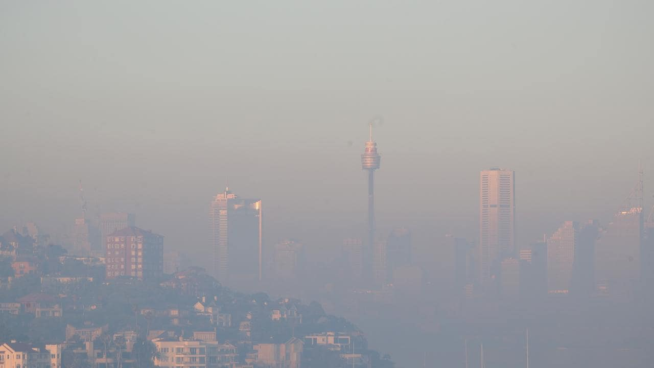 Sydney Smoke Worst Air Quality In The World Due To