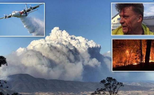 Nsw Fires 2018 Sydney S Total Fire Ban South Coast