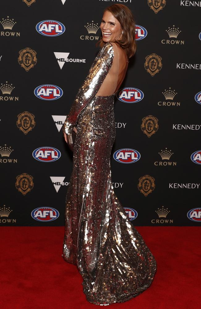 Brownlow Red Carpet 2019 Photos Of The Best Dressed Wags