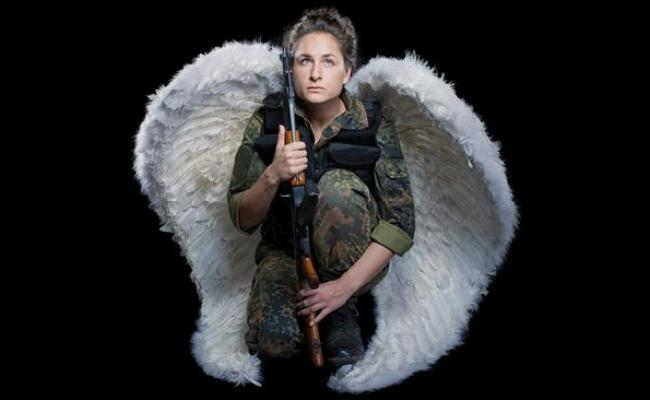 Adelaide Fringe Review 2017 Angel By Henry Naylor