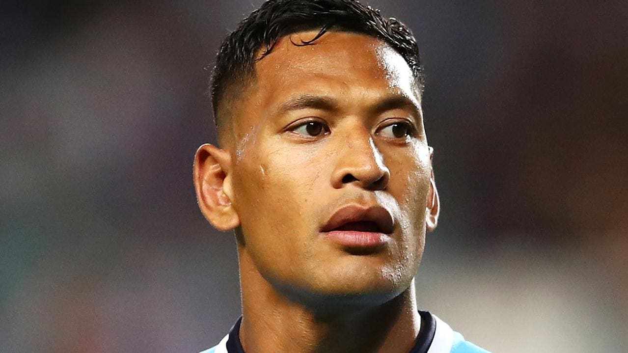 Israel Folau Rugby Australia Relationship Sours Due To