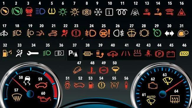 335xi Fuse Diagram Car Dash Warnings Do You Know What These Symbols Mean