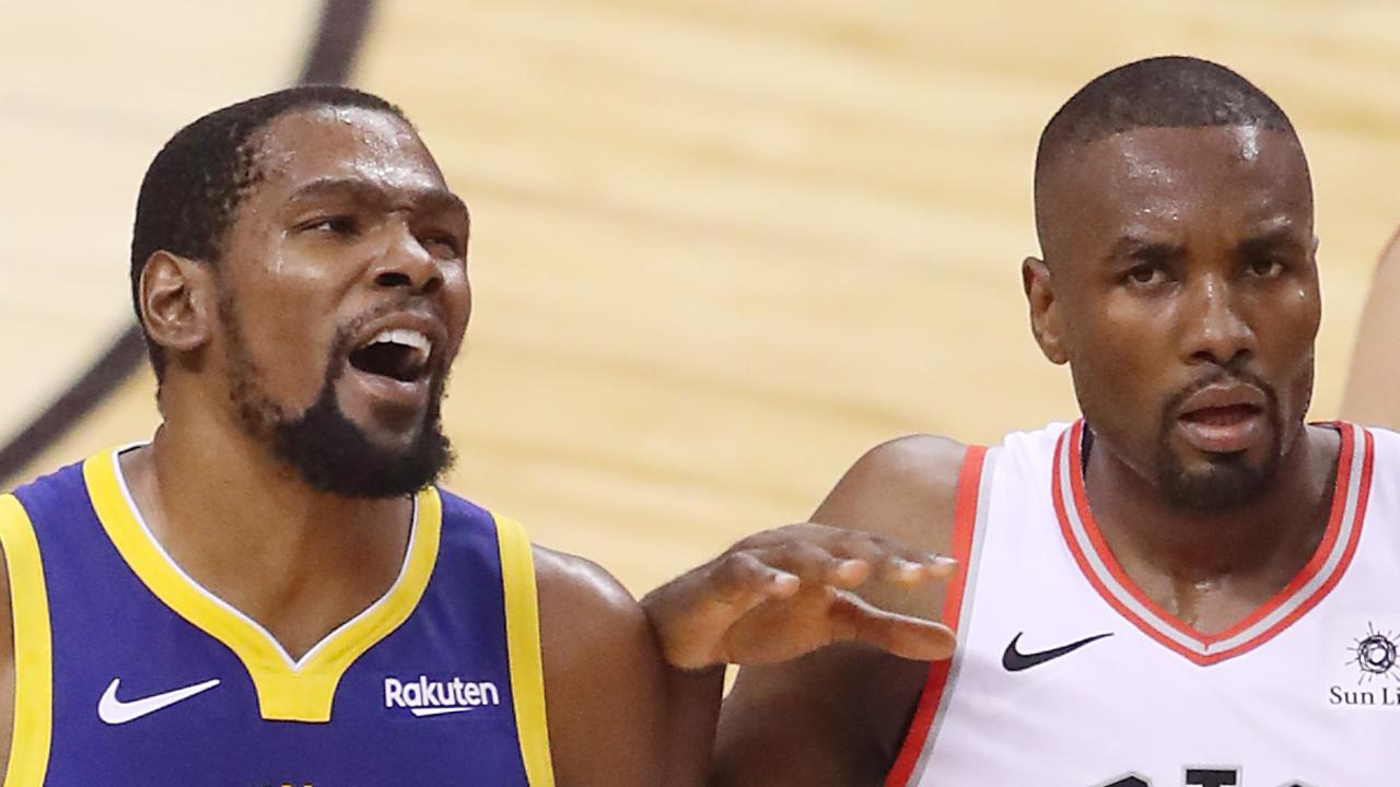 NBA Finals 2019: NBA reacts to Kevin Durant's Achilles injury. free agency fears   The Mercury